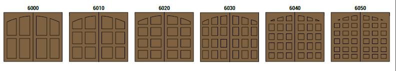 CHD Colección 6000 by SAGSA Doors and Gates