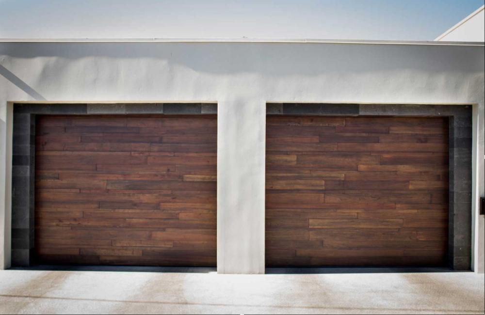 Puertas de Madera Contemporáneo by SAGSA Doors and Gates